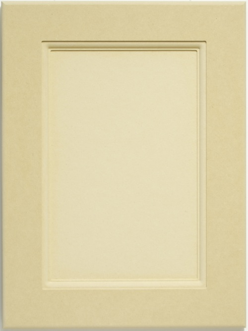 Burnford routed mdf door